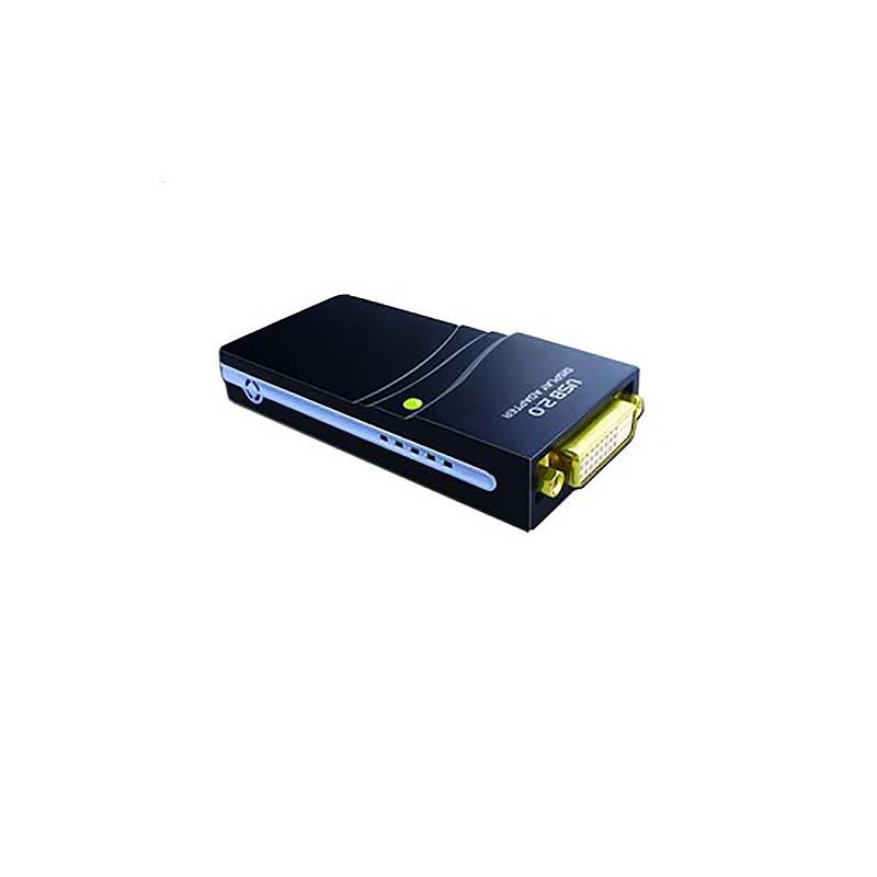 Видеоадаптер USB to DVI/HDMI/VGA, Espada H001USB