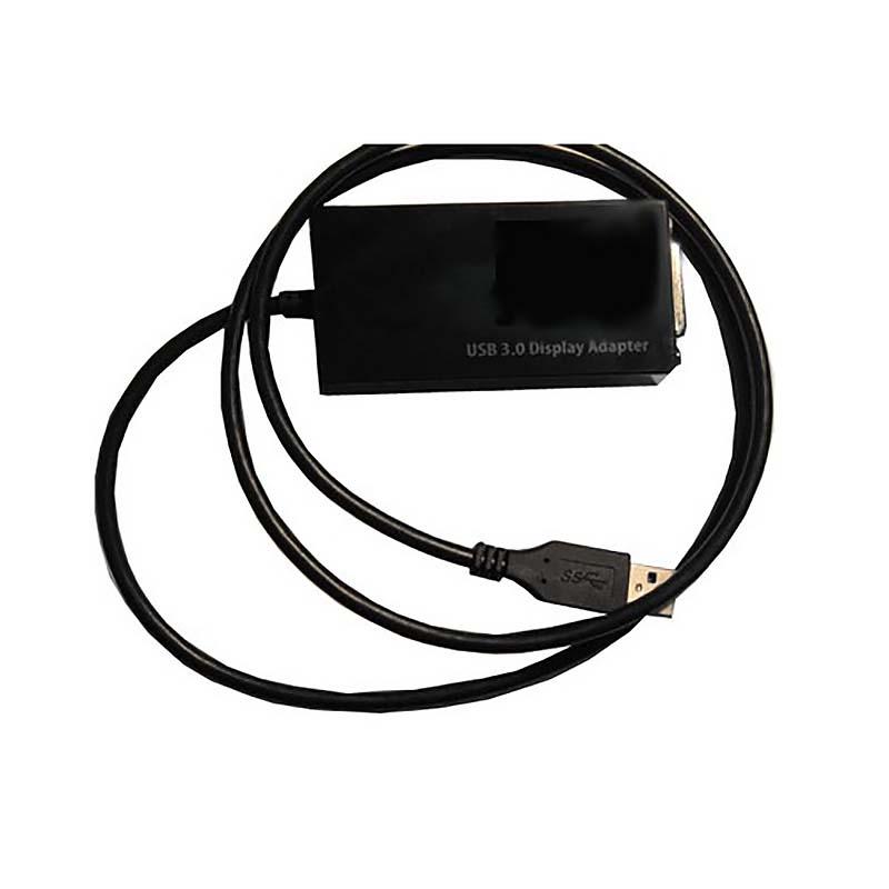 Внешняя видеокарта USB 3.0/2.0 to DVI/HDMI/VGA (1152разр.), Espada EDH20