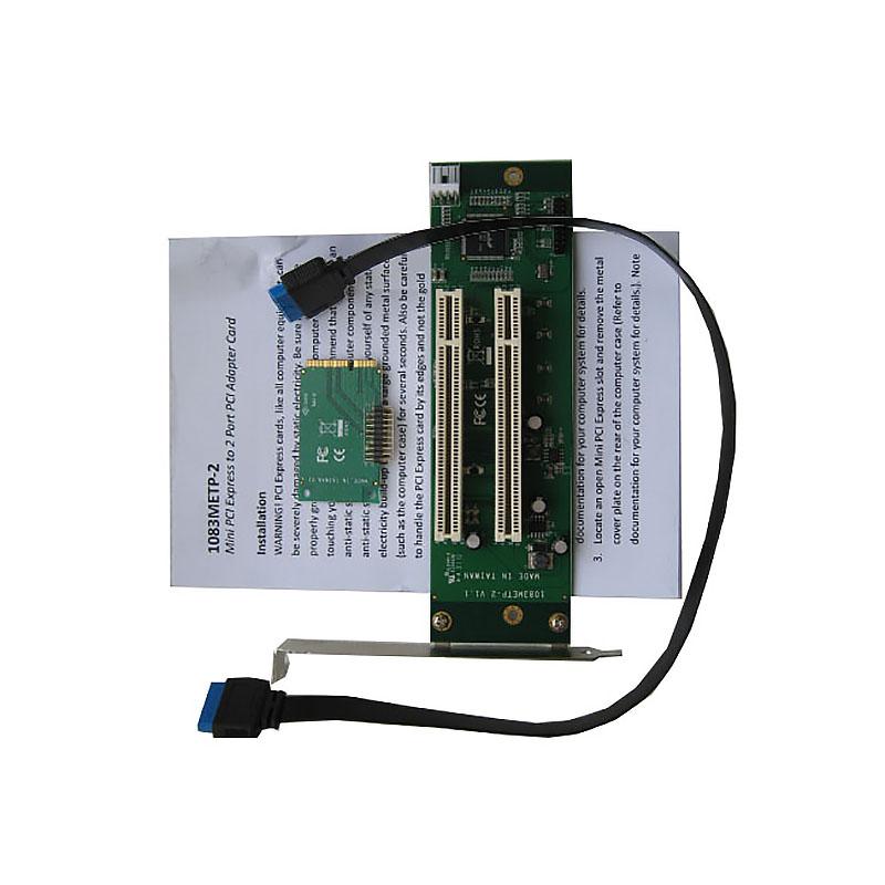 Переходник mini PCI-E to PCI, 1083METR