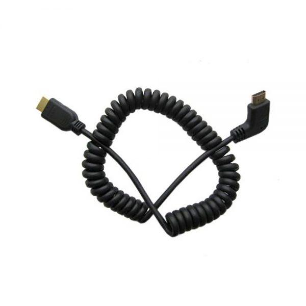 Кабель HDMI(M)-HDMI(M), 3м, ver1.4 спиральный