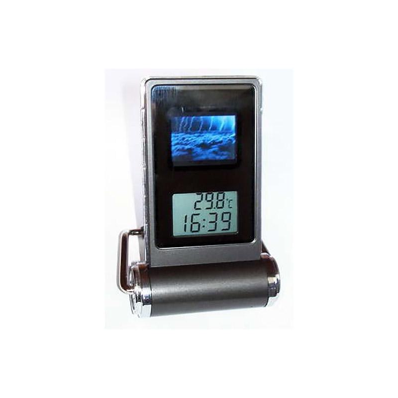 "Цифровая фоторамка 1,5"" Espada E-PF70A (w/clock/term)"