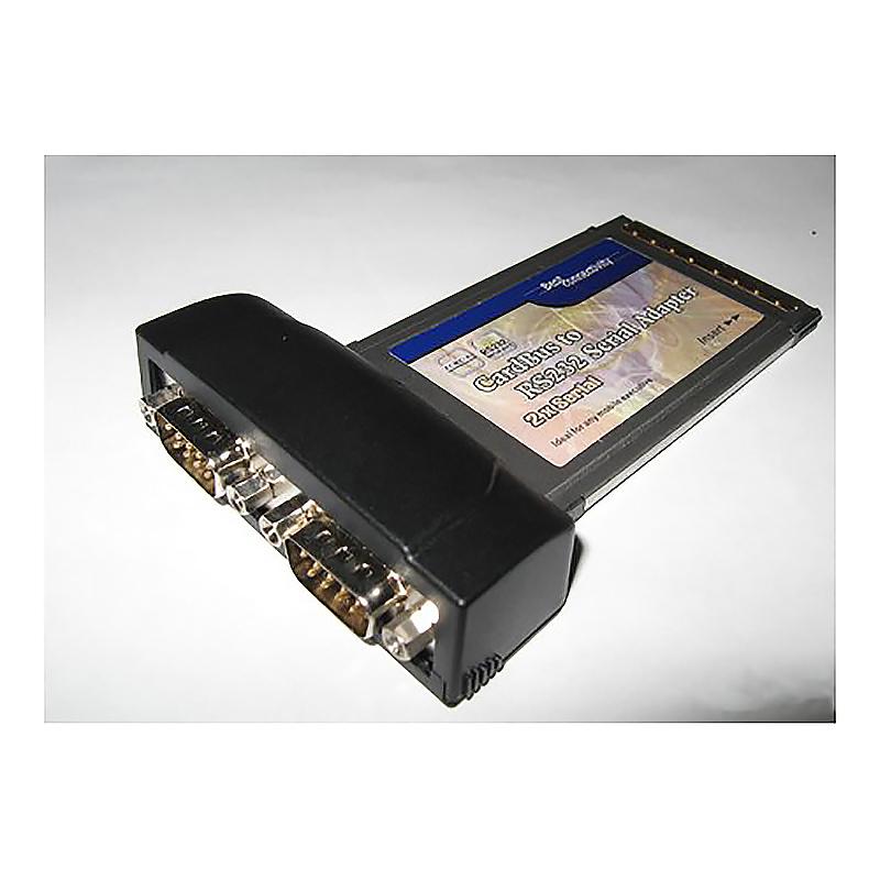 Контроллер PCMCIA, 2xCOM 9m MCS9835CV