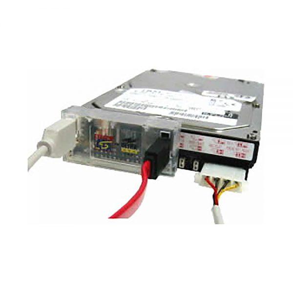 Контроллер SATA to IDE, chipset Silicon Image SIL3611, Espada