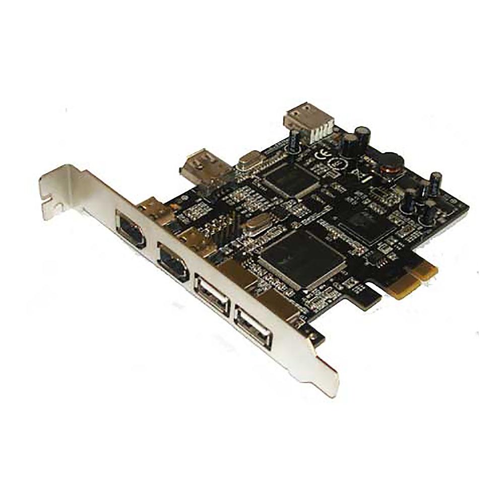Контроллер PCI-E, IEEE+ USB2.0 (2+1/2+1 port), ECMB1, Espada