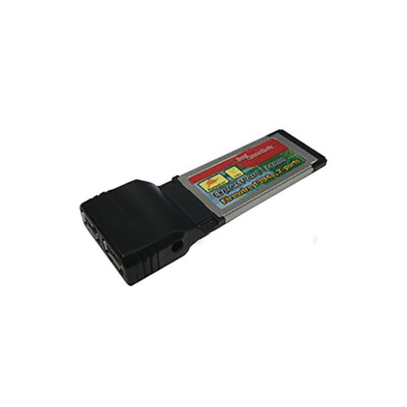 Контроллер Expresscard/34mm, 2X IEEE1394A, TI XIO2200-2-A1