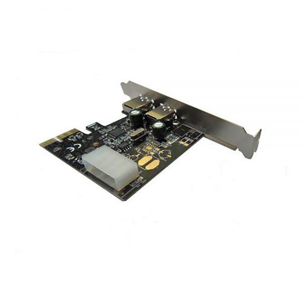 Контроллер PCI-E, USB3.0, 2port, FG-EU307A-2-CT01