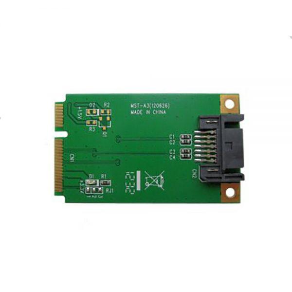 Контроллер PCI-E, HYPER Duo SATA6G, 1 SATA6G + 1 mSATA порты, RAID