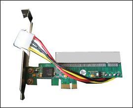 Адаптер PCI-Express to PCI