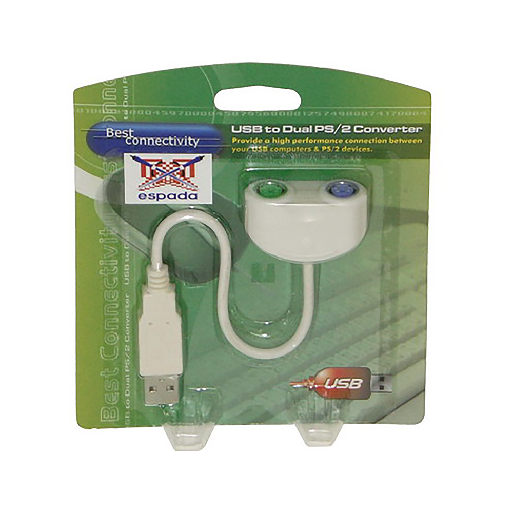 Cabel USB to PS/2