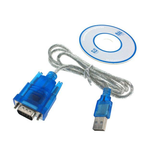 Кабель-переходник USB 2.0 to RS232/COM port Espada PAUB014