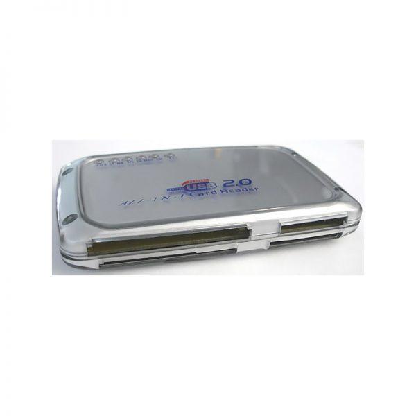 Картиридер All in 1, mini USB 2.0, Espada