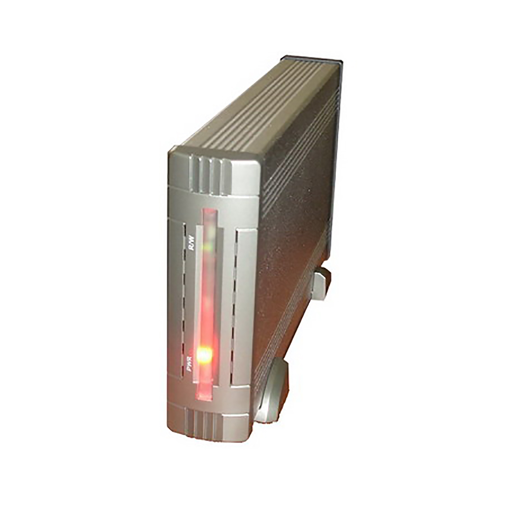 Внешний корпус Espada for 3,5″ HDD IDE (USB2.0+1394)