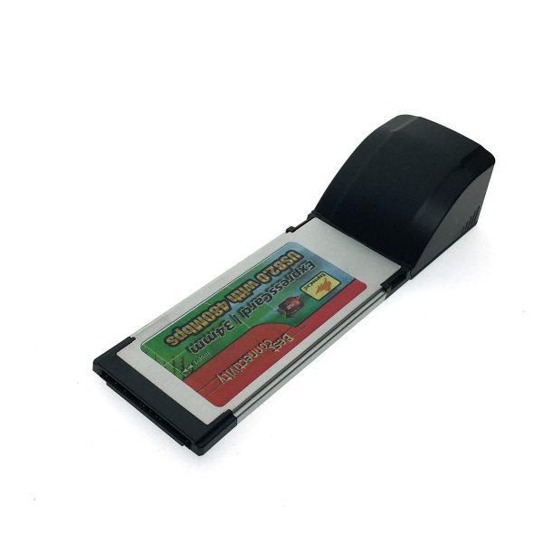 Контроллер Expresscard/34mm to USB 2.0 2 port Espada, XN114-2-B1