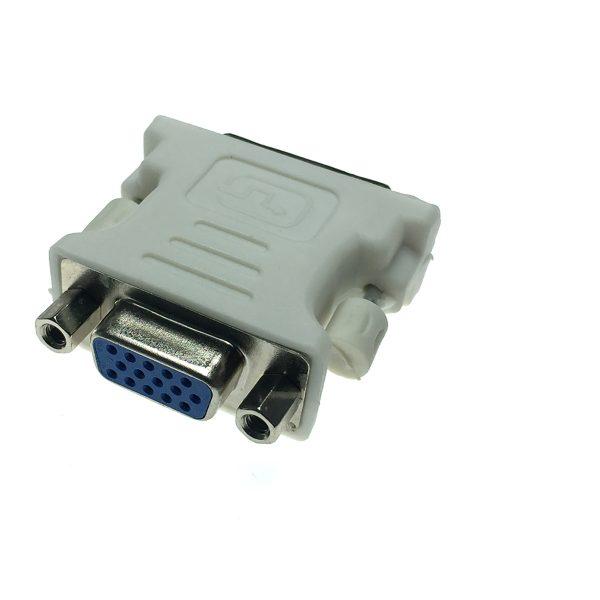Переходник DVI-I male to VGA /D-Sub/ female ESPADA модель: EDVI-Dsabadap