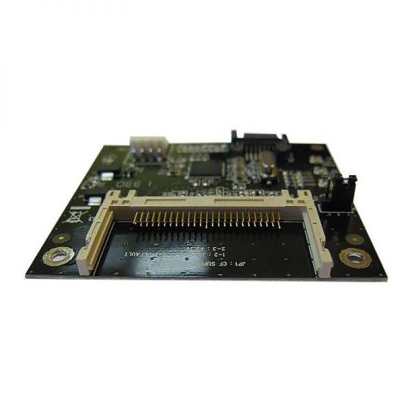 Адаптер SATA to Compact flash Espada box