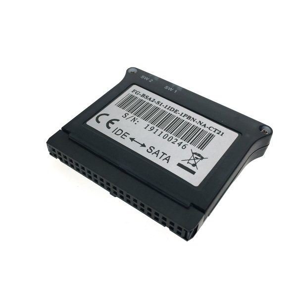 Контроллер SATA to IDE bi-direct. adapter FG-BSA2-S1-1IDE, Espada