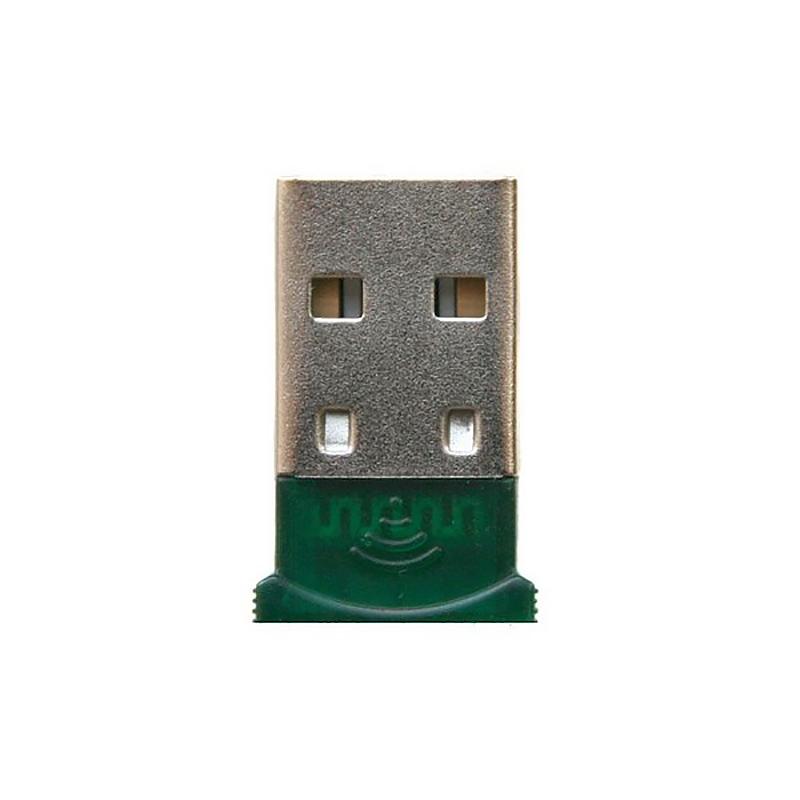 Беспроводной USB адаптер Bluetooth 2.0 USB Espada ES-М03 Slim, зеленый