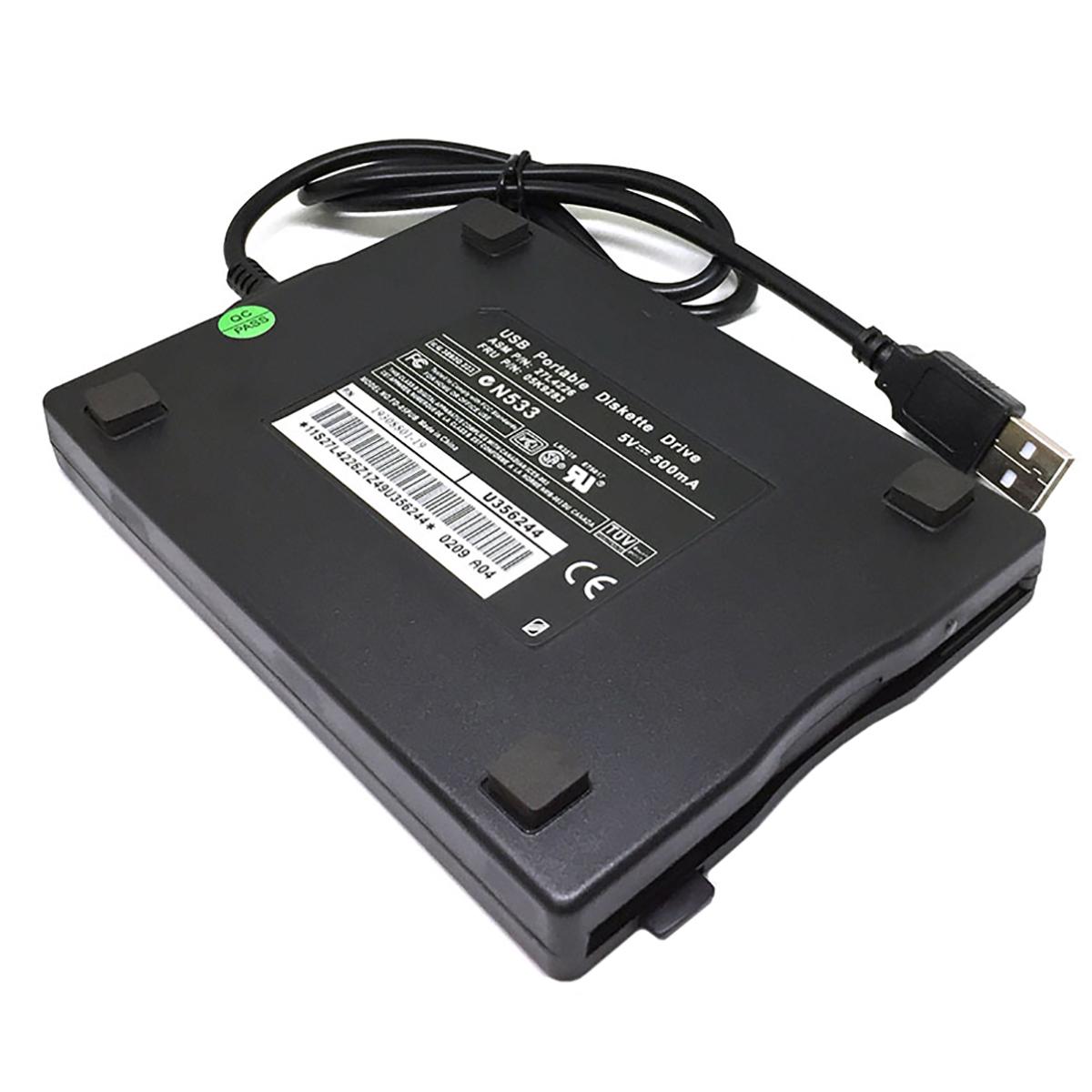 Дисковод внешний FDD 3.5 дюйма Espada FD-05PUB USB