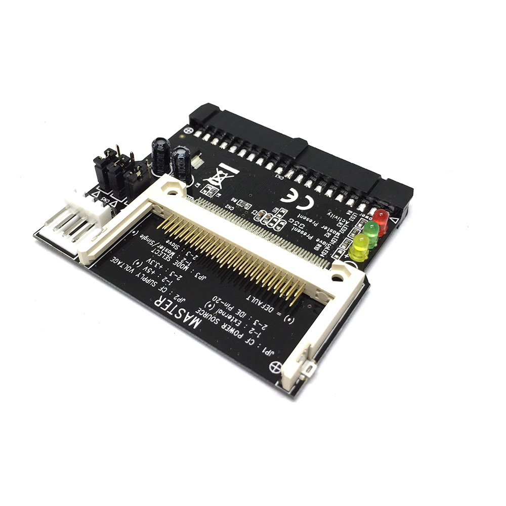 Адаптер IDE to CF (с поддержкой UDMA) IDE2UCF3-A-01 Espada box