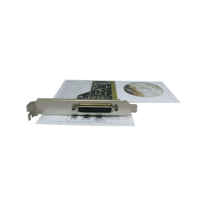 Контроллер PCI, 1 LPT, Msc9865, Espada FG-PMIO-V1T-0001P-1-CT01