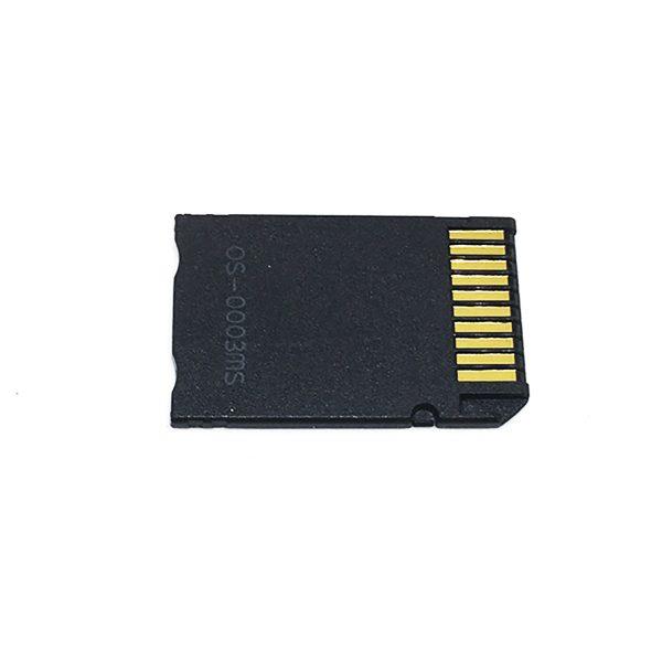 Переходник - адаптер MicroSD в Memory Stick PRO Duo, Espada E-microSD to MS Pro