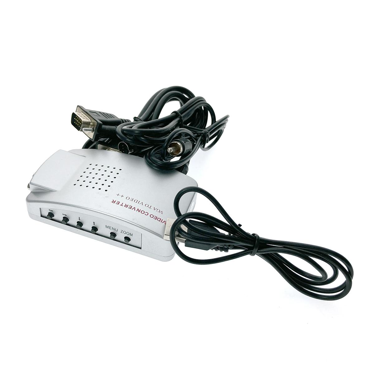Конвертер VGA to S-video, Composite Video RCA, VGA Espada EDH11