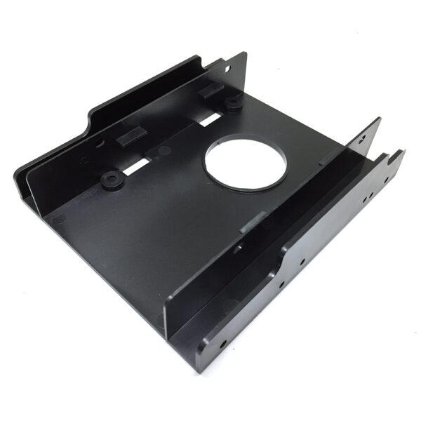 Переходник для HDD с 3,5 на 2х2,5 Espada H322