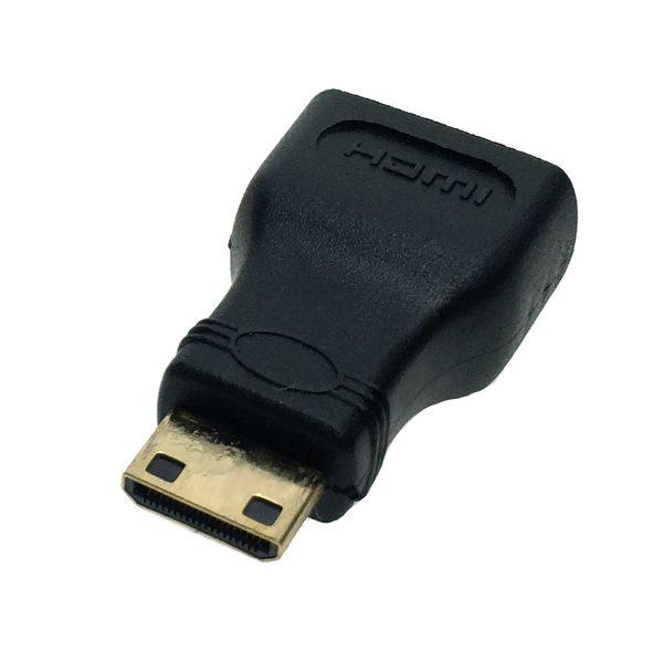 Переходник mini HDMI Male to HDMI Female ESPADA, EmiHDMIM-HDMIF
