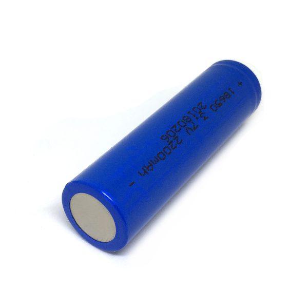 Аккумулятор Li-Ion 18650, Espada 18650C4-2200mAh, 3.7V, single cell