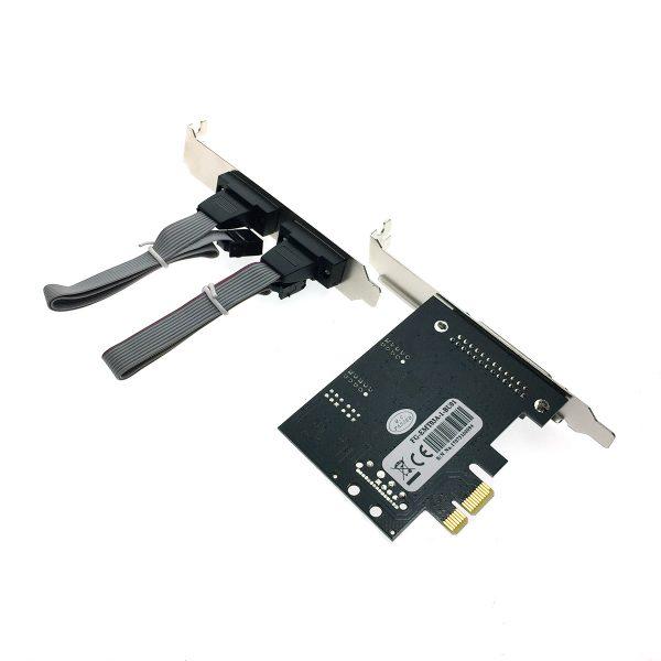 Контроллер chip MCS9901CV, FG-EMT03A-1-BU01, Espada
