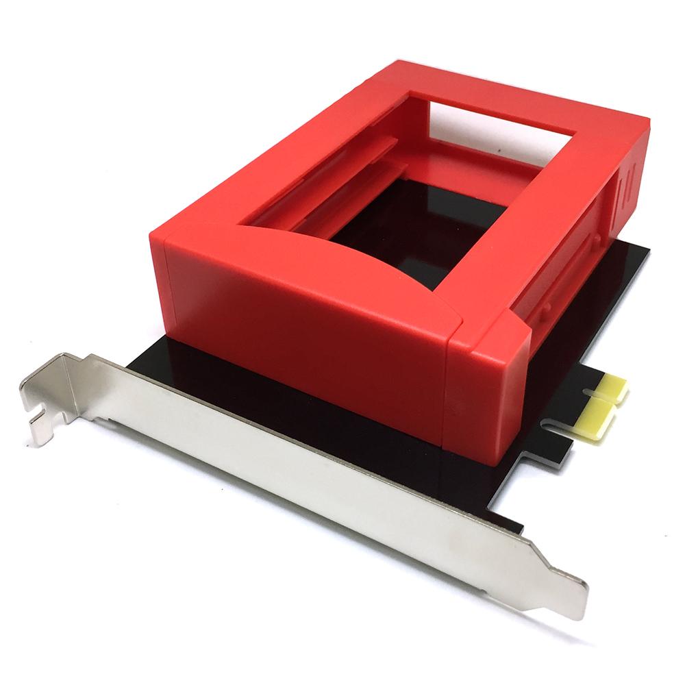 """Контейнер для монтажа SATA/SSD 2,5"""" жёстких дисков с интерфейсом SATA, Espada HPE22"""