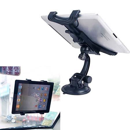 """Держатель автомобильный универсальный Espada для планшета, dvd-проигрывателя 7-10"""" на лобовое стекло"""