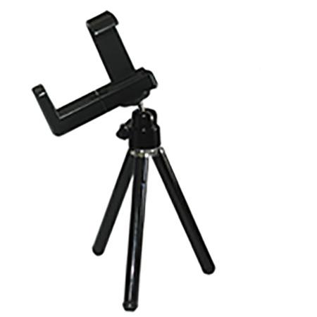 """Штатив Espada для смартфона, фотоаппарата, видеокамеры 3,5"""" высота 27,5см"""