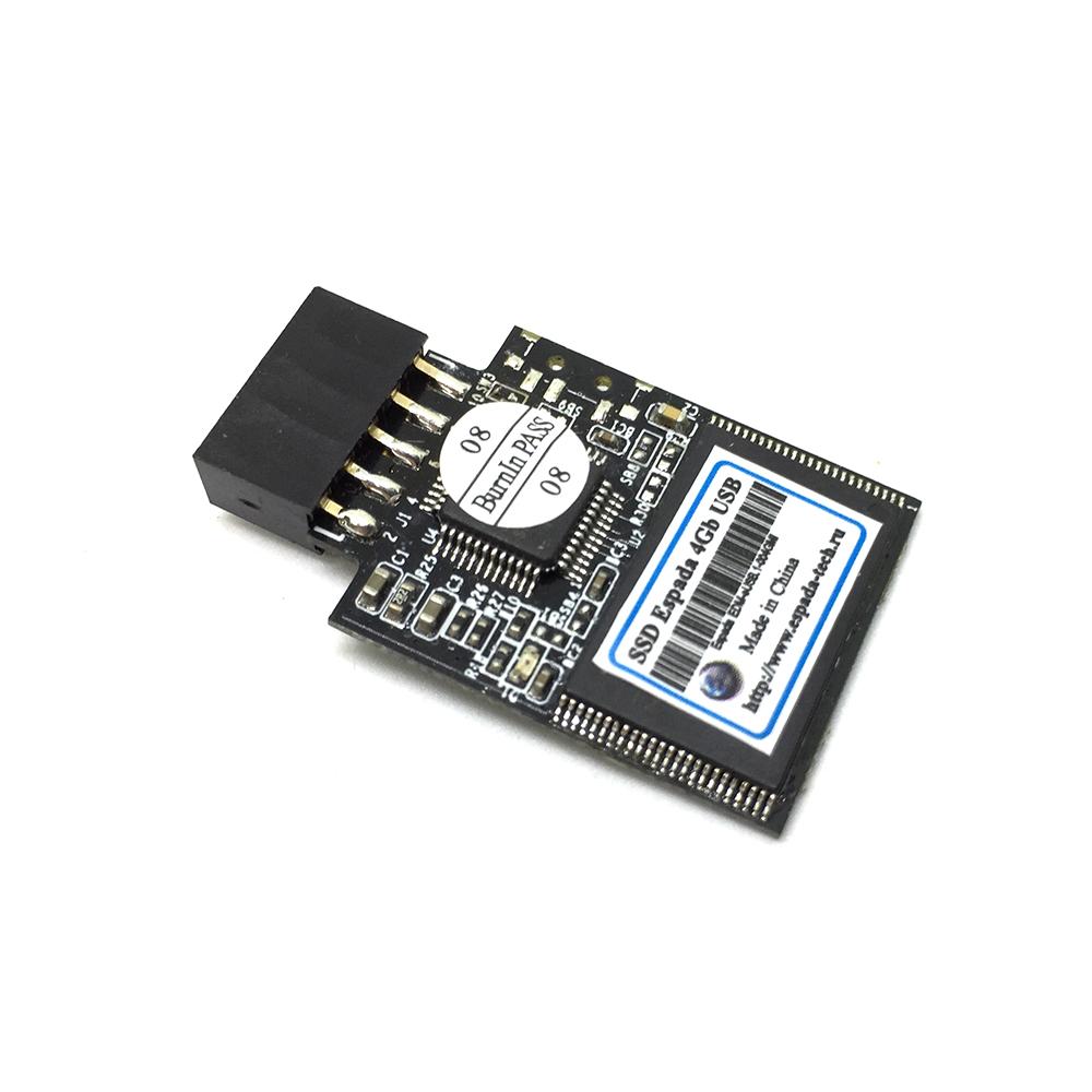 Твердотельный накопитель SSD USB DOM 4Gb Espada EDM-eUSB.1-004GMI