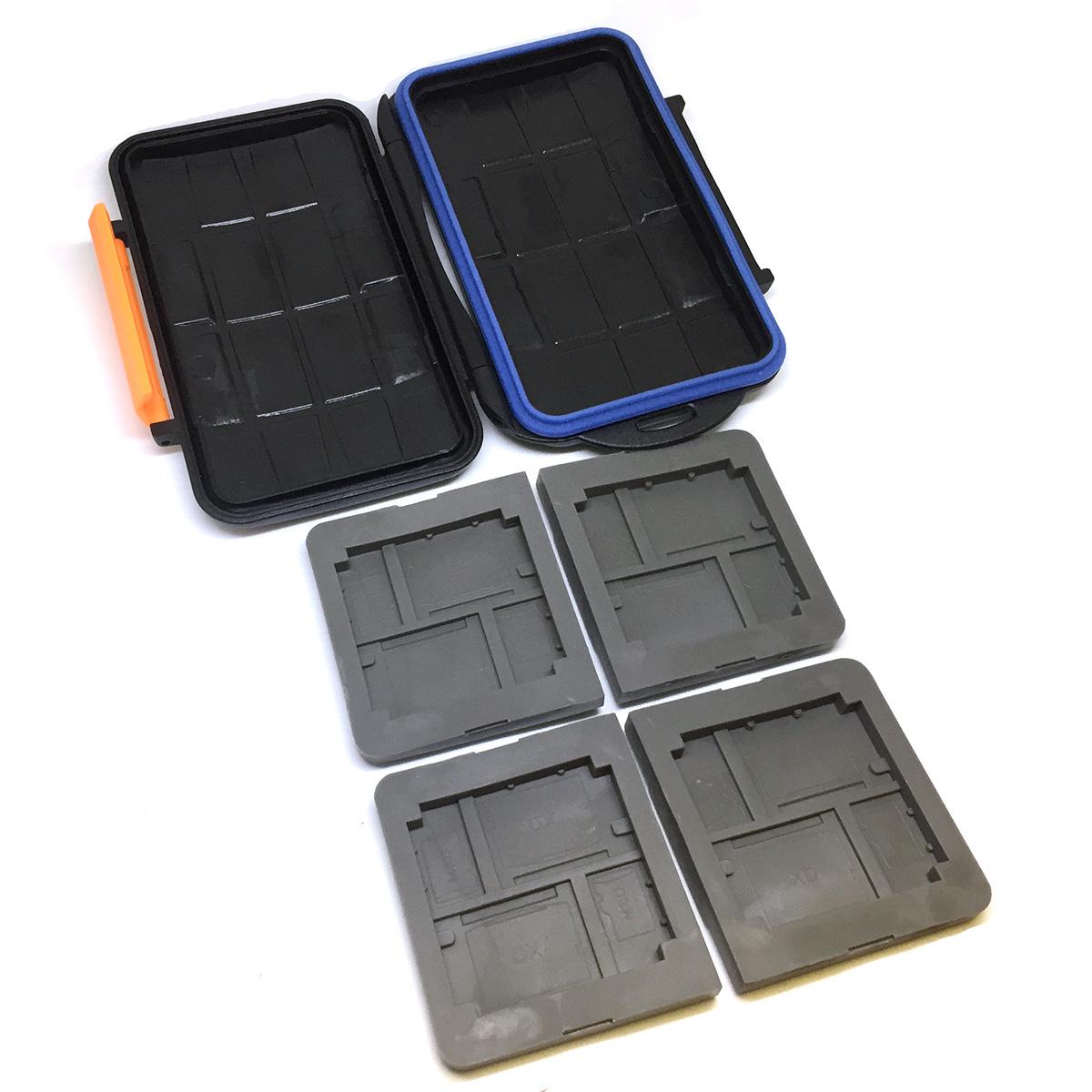 Футляр для хранения карт памяти, Espada EF-008