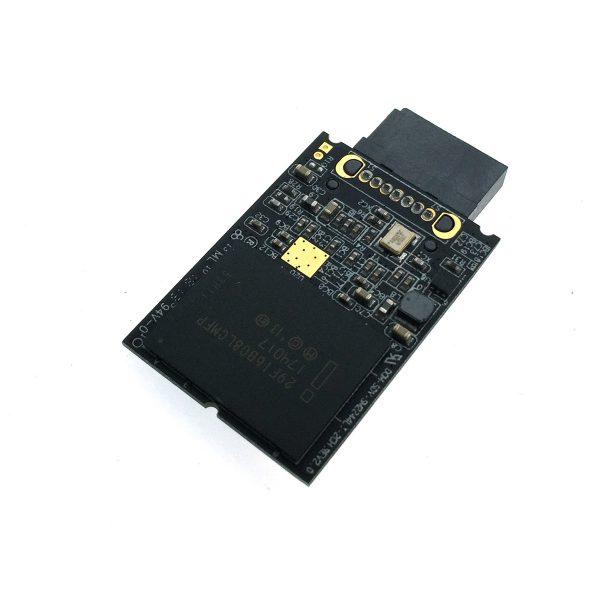 Твердотельный накопитель SSD DOM 16Gb SATA Espada, EDM-SA-51-016GMJ вертикальный с кабелем питания