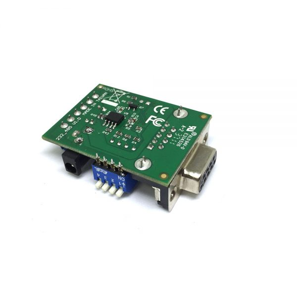 Конвертер RS-232 to RS422/RS485, MP232-485
