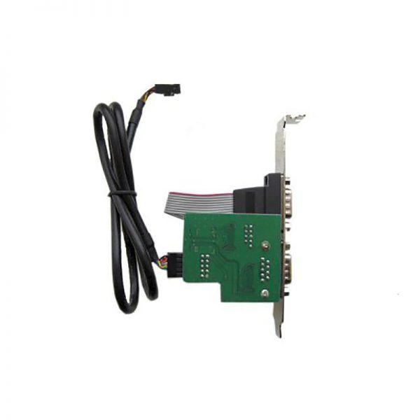 Контроллер USB 2.0 to RS232 (COM port) 2 port Espada MP232R2 box
