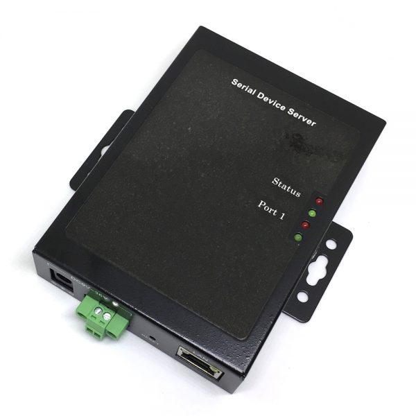 Конвертер RS232 1порт to LAN / RJ-45 Espada MP8133R1