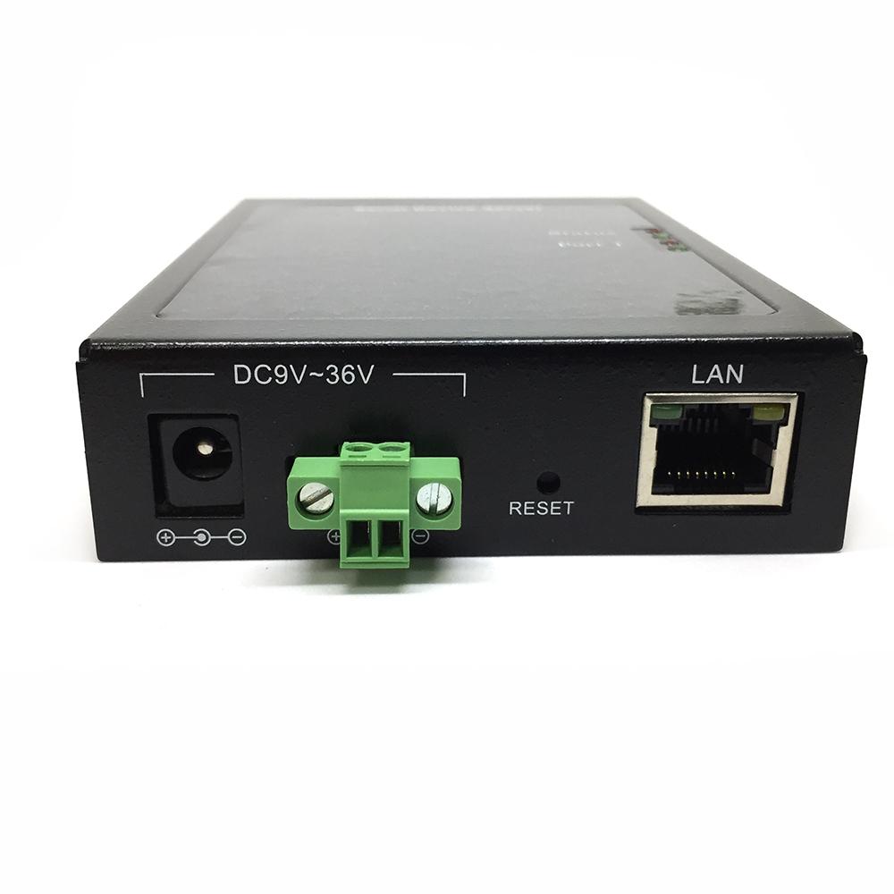 Конвертер RS232 1 порт to LAN(RJ-45)