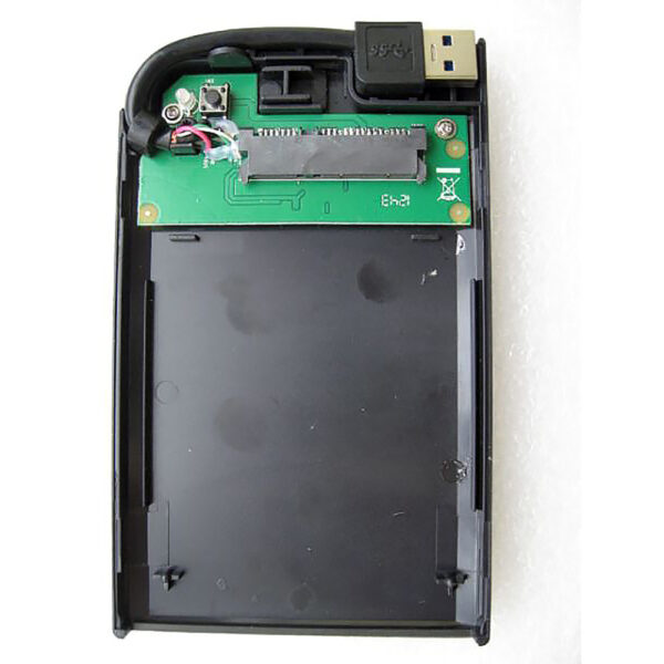 "Внешний контейнер USB 3.0 для 2,5"" HDD SATA, FG-HU304A-1AB-BC01"