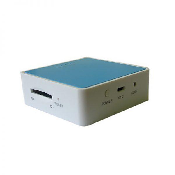Wi-Fi HDD, SSD, SD disk Espada WD04 Router/NAS USB, RJ45