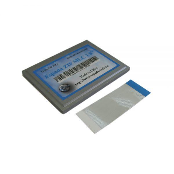 "Жесткий диск SSD 32Gb 1.8"" ZIF MLC Espada ESD-ZF18.6-032MS"