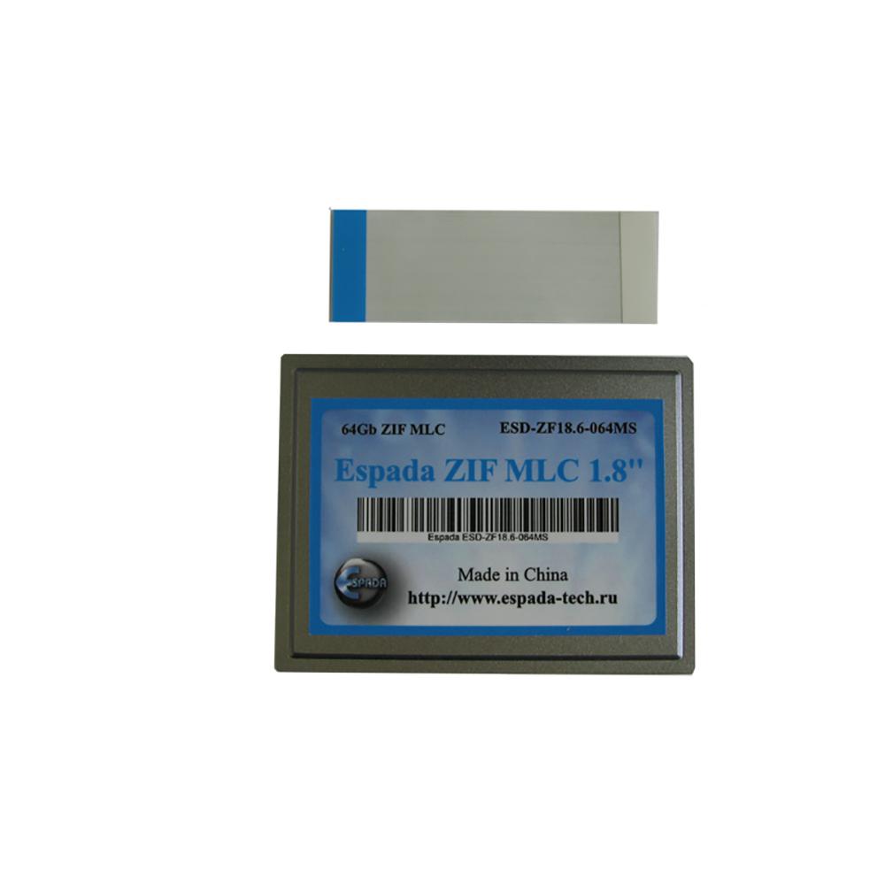 Твердотельный накопитель SSD Espada, ESD-ZIF18.6-064MS