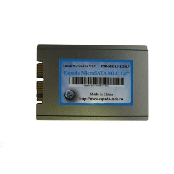 "39512 Жесткий диск SSD 1,8"" 128Gb Micro SATA (uSATA) MLC Espada ESD-MS18.6-128MJ"