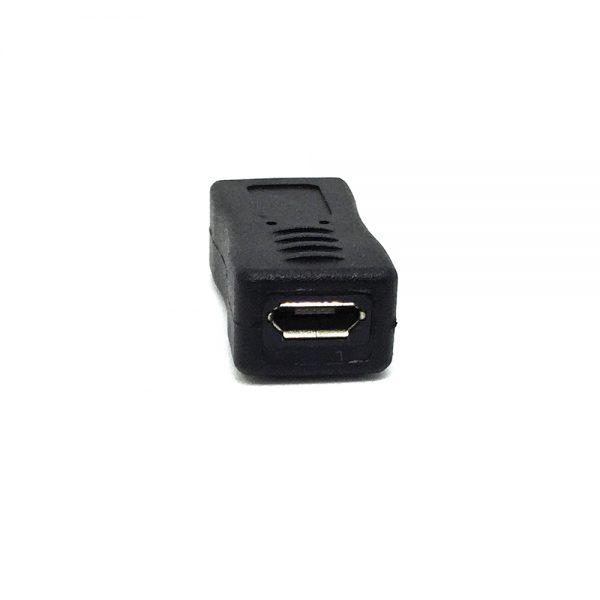 Переходник mini USB 2.0 type B male micro USB 2.0 type B female