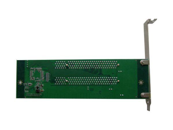 Переходник mini PCI-E to PCIx2, 1083METR-2