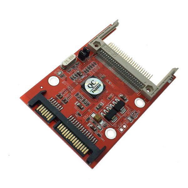 Картридер для подключения Compact Flash к разъему SATA на вашем устройстве, Espada ST5002