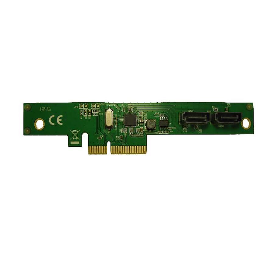 Контроллер PCI-E 2.0, SATA3, FG-EST13A-1 ASM1061, 2int port Espada