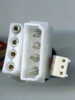 Вентилятор для компьютерных корпусов Espada - 4025B